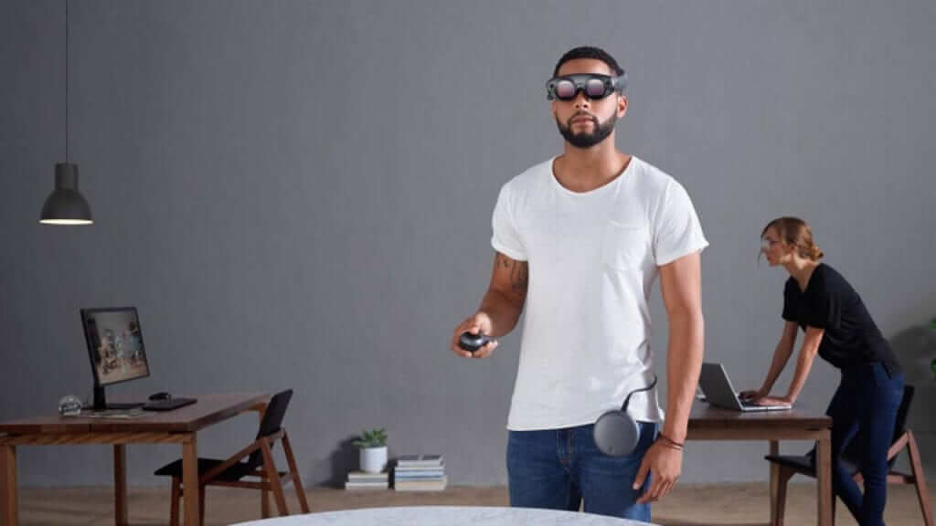 Magic Leap Augmented Reality Goggles Finally About to Ship?
