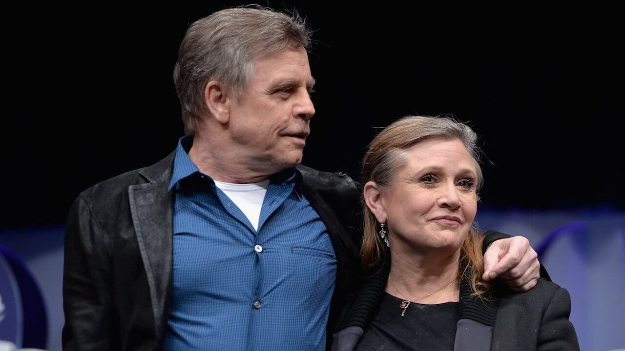 Mark Hamill Posted A Touching Tribute To Carrie Fisher