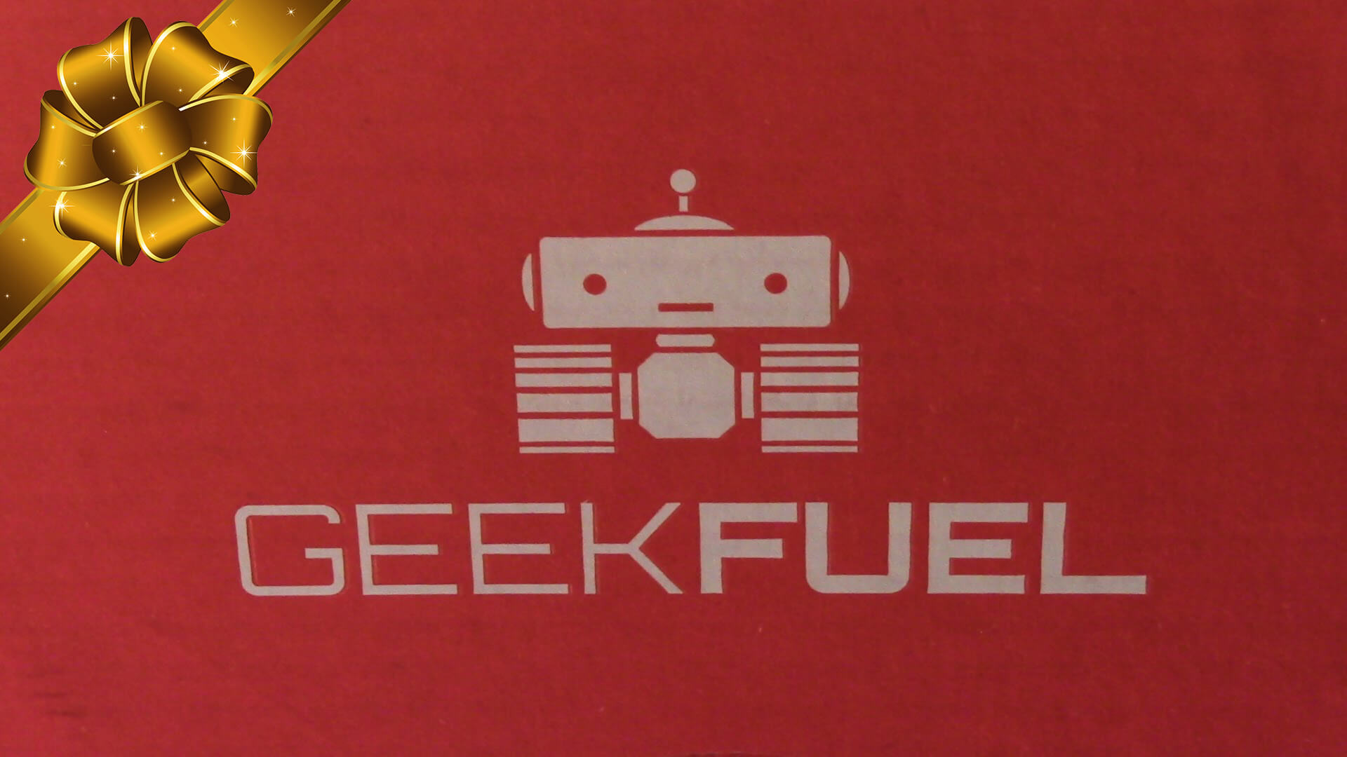 Geek Fuel:  A Double-Dose of Geeky Goodness - Review