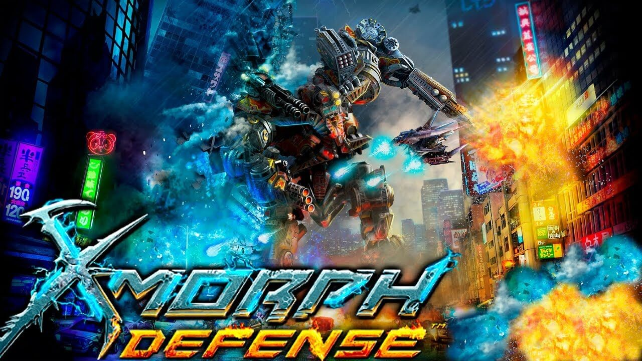 X-Morph: Defense Review