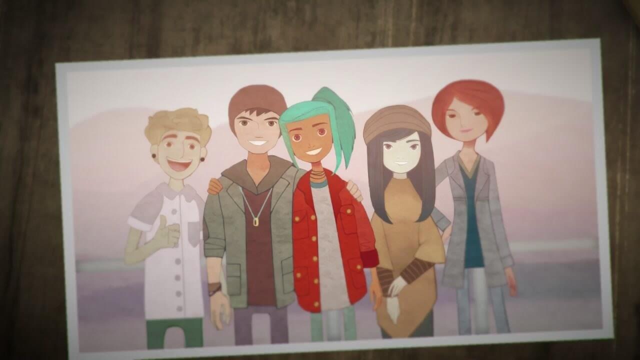 Oxenfree Team Announces New Project: Afterparty