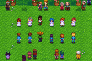Stardew Valley PS Vita Port and Multiplayer Update