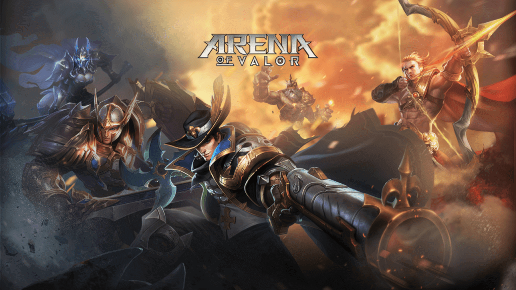 Arena of Valor Has Launched in the US