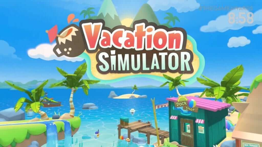 Vacation Simulator Revealed at The Game Awards