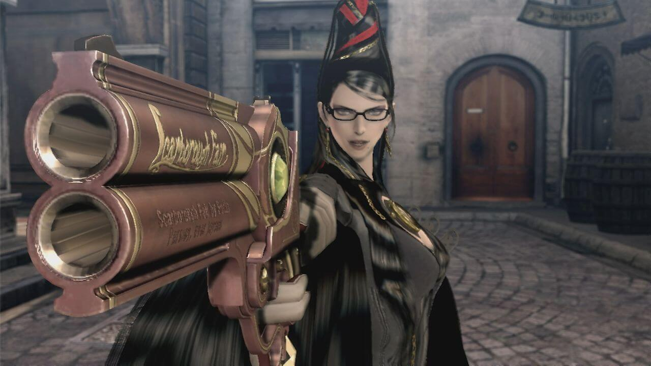 bayonetta Switch Console Review