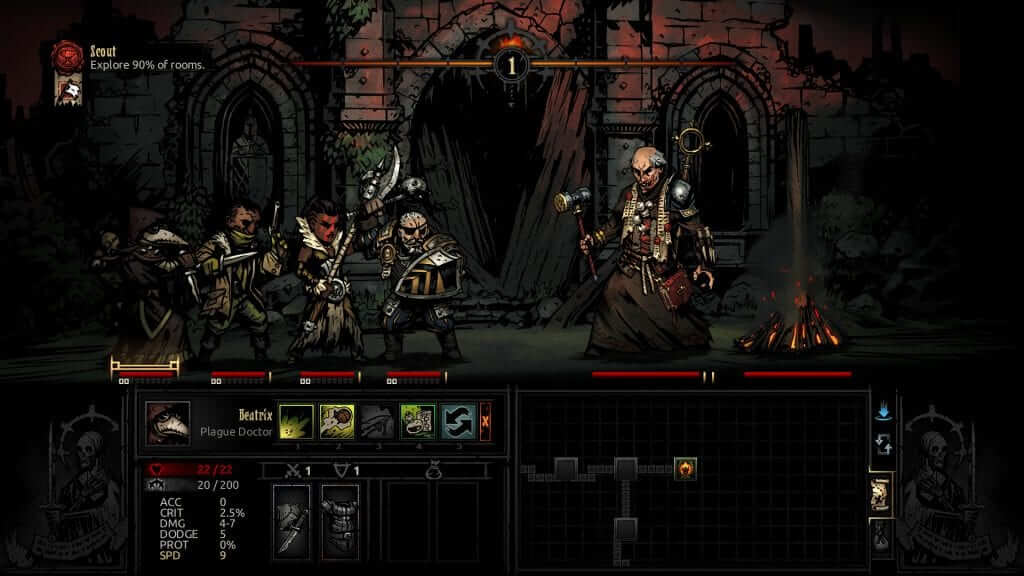 Darkest Dungeon: Crimson Edition Physical Release Coming March 2018