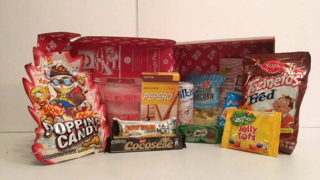 Munchpak: Get Snacks from All Over the World - Review