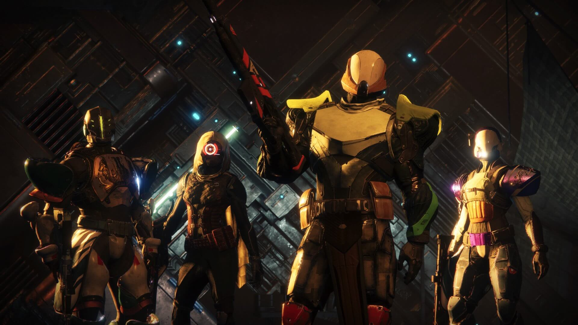 Destiny 2 Suffered a Reboot 16 Months Prior to Release
