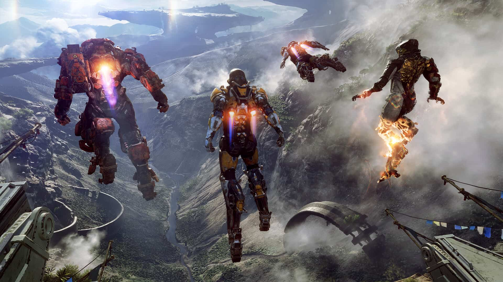 The Pressure Gets To BioWare; Anthem To Be Released In 2019