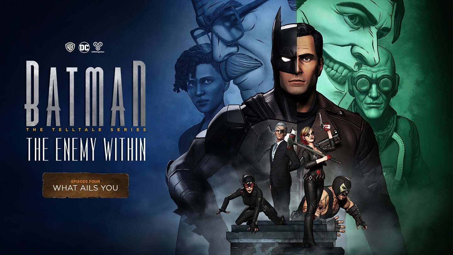 Batman: The Enemy Within Episode 4 Release Date