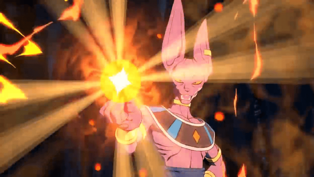Beerus Gets His Own Character Trailer For Dragon Ball FighterZ