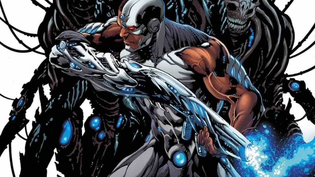 Cyborg Returns to Rebirth with Co-Creator, Marv Wolfman