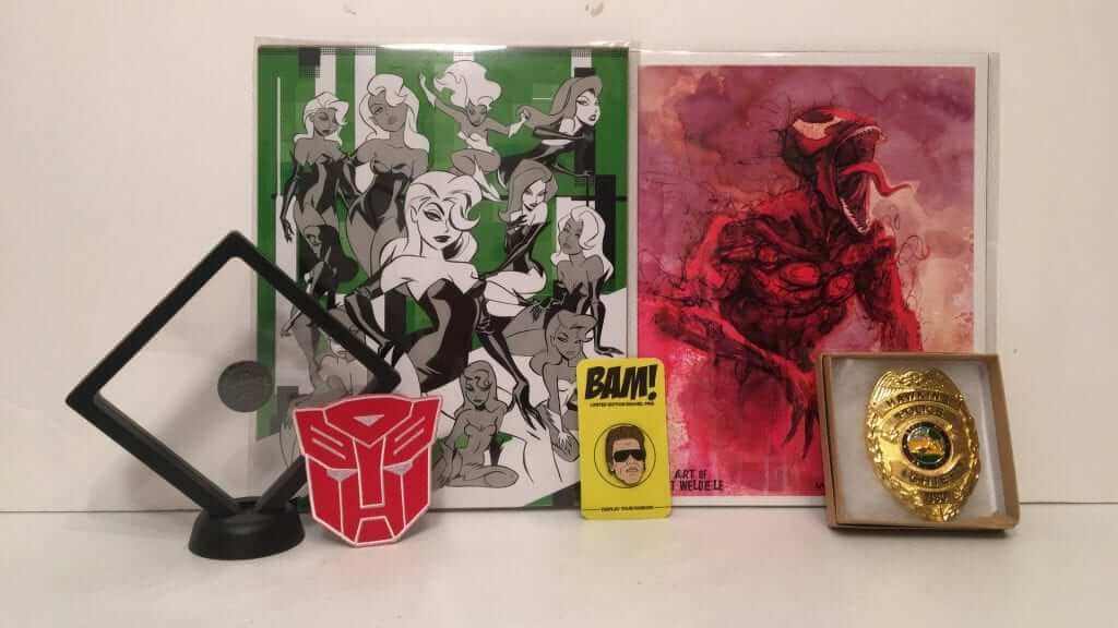 BAM Box: Pop Culture in a Box - Review