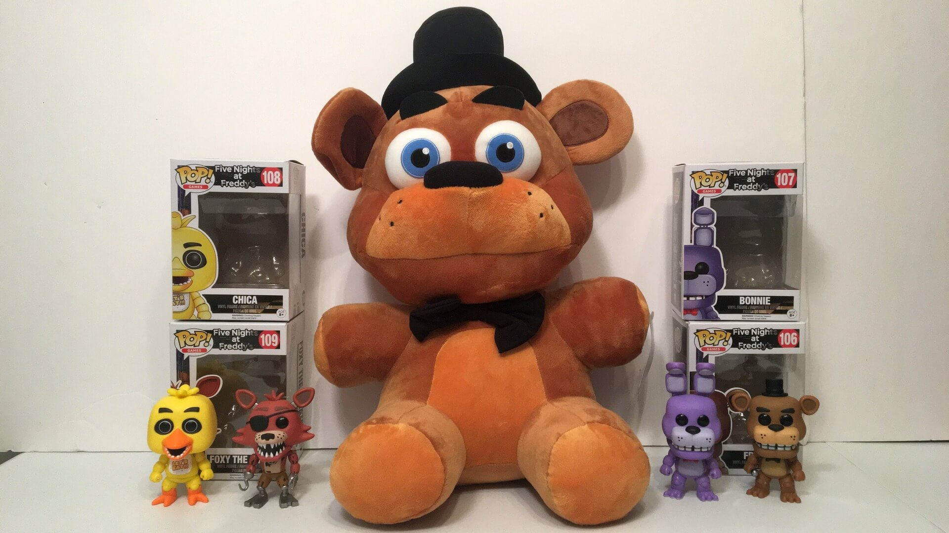 Funko Has Five Nights at Freddy's and More - Review
