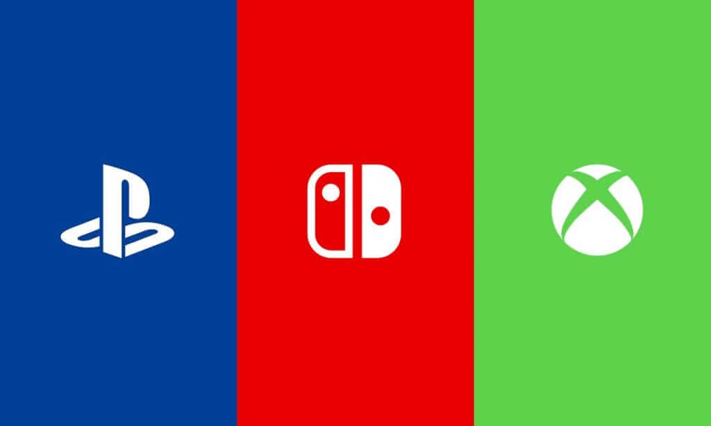 PS4 vs Switch vs Xbox Sales as of November 2017