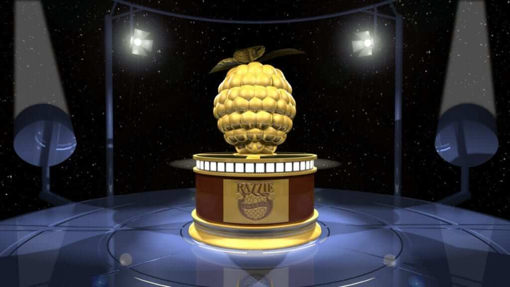 Razzies Nominees Announced - Transformers Leads The Pack