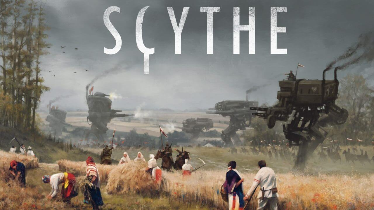 Scythe Tabletop Game Is Getting A Digital Steam Release