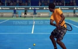 Tennis Anyone? Tennis World Tour Video Shows Work Behind Animations