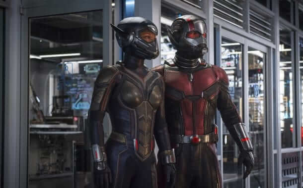 Ant-Man And The Wasp Team Up In Their First Trailer