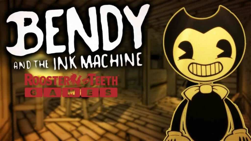 Bendy and the Ink Machine Headed to Consoles Courtesy of Rooster Teeth Games