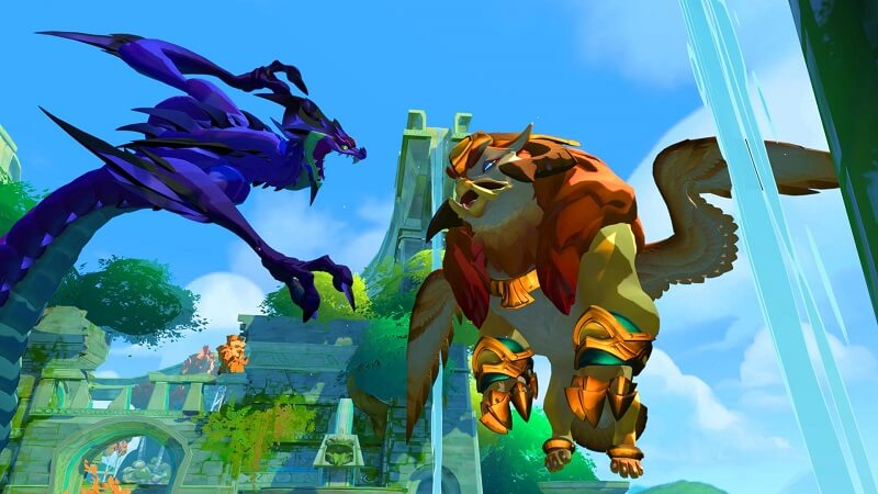 gigantic-guardians-perfect world entertainment-xbox one-pc