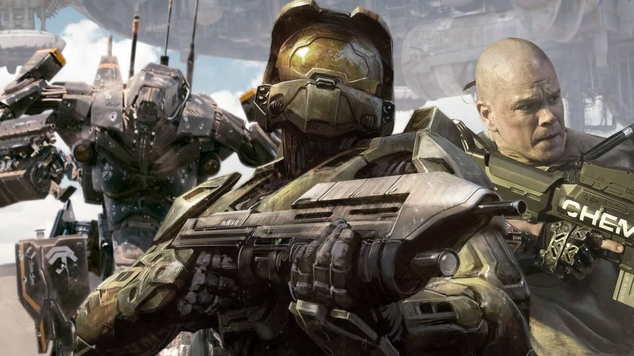 Halo TV Show By Steven Spielberg Is Still Being Developed
