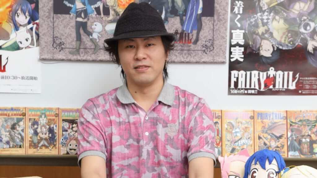 Fairy Tail Creator Hiro Mashima Spills Tidbits for Next Project