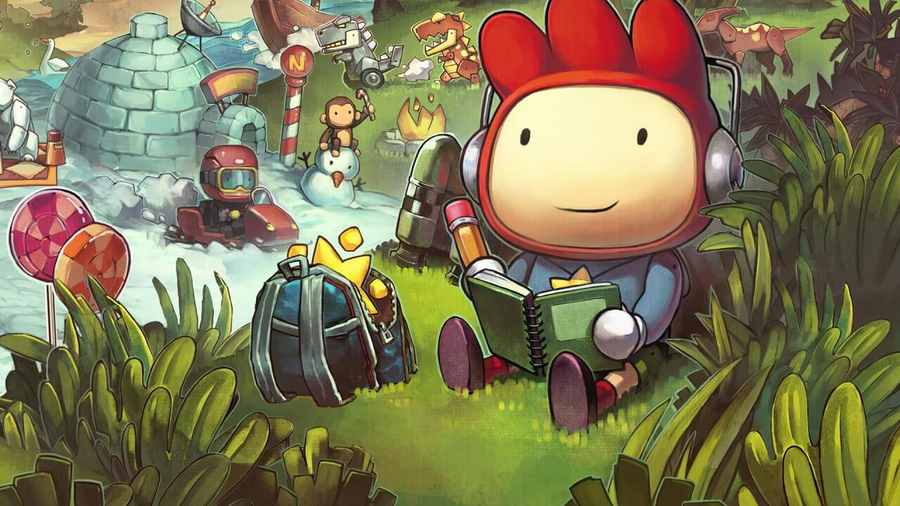 Scribblenauts Showdown Brings the Power of Language Back to Gaming