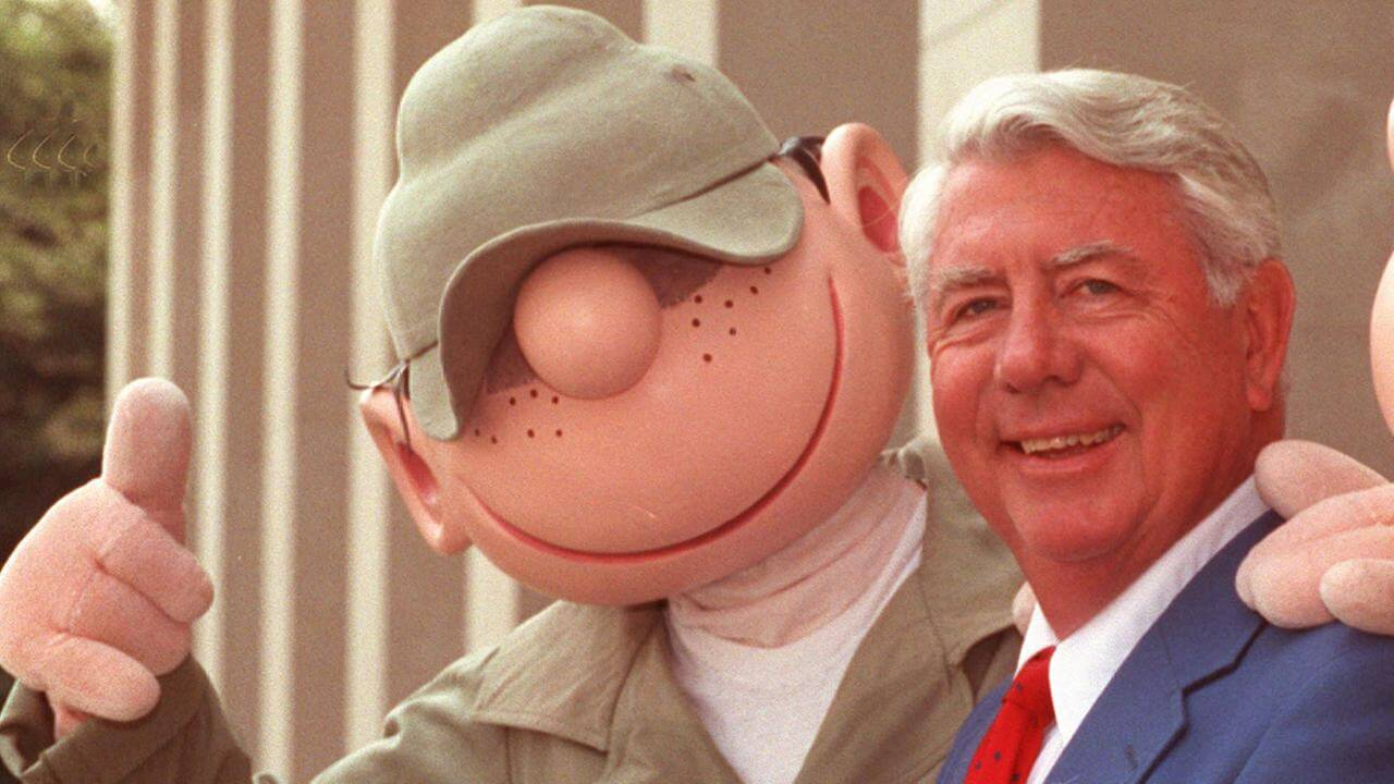 Mort Walker, Creator of 'Beetle Bailey', Dies At 94 With Legacy Intact