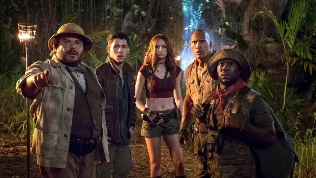 Jumanji Overtakes Star Wars at US Box Office
