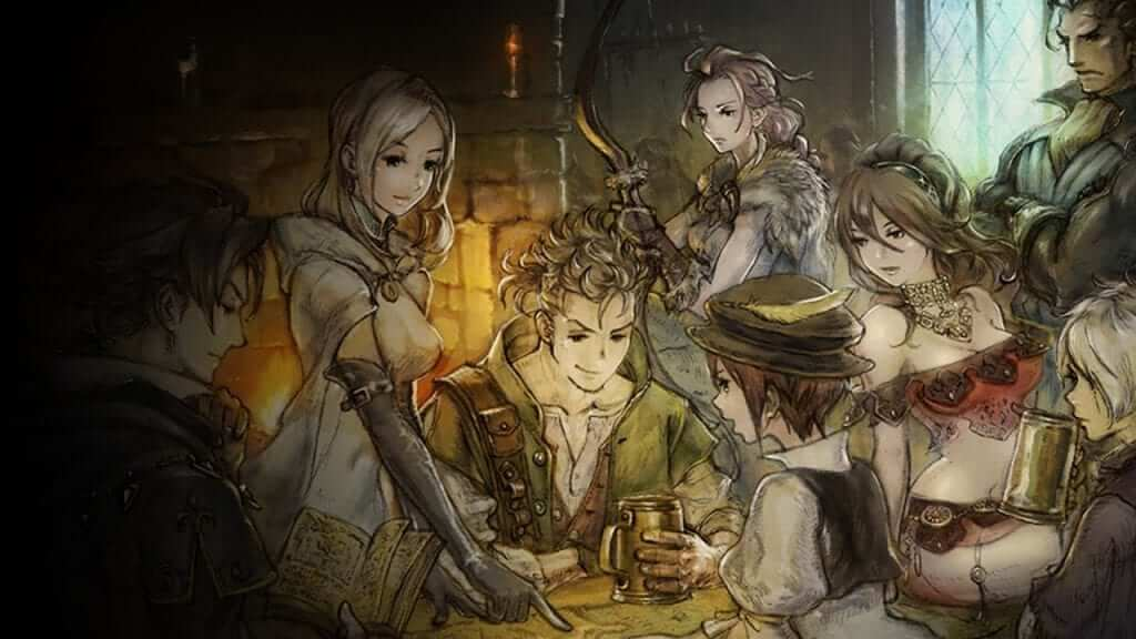Project Octopath Traveler Devs Talk Changes From Demo