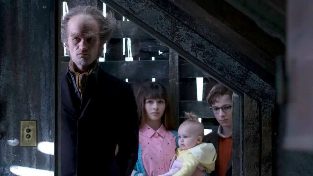 A Series of Unfortunate Events Will Return in March
