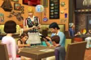 The Sims 4 Dine Out Is Coming To Console
