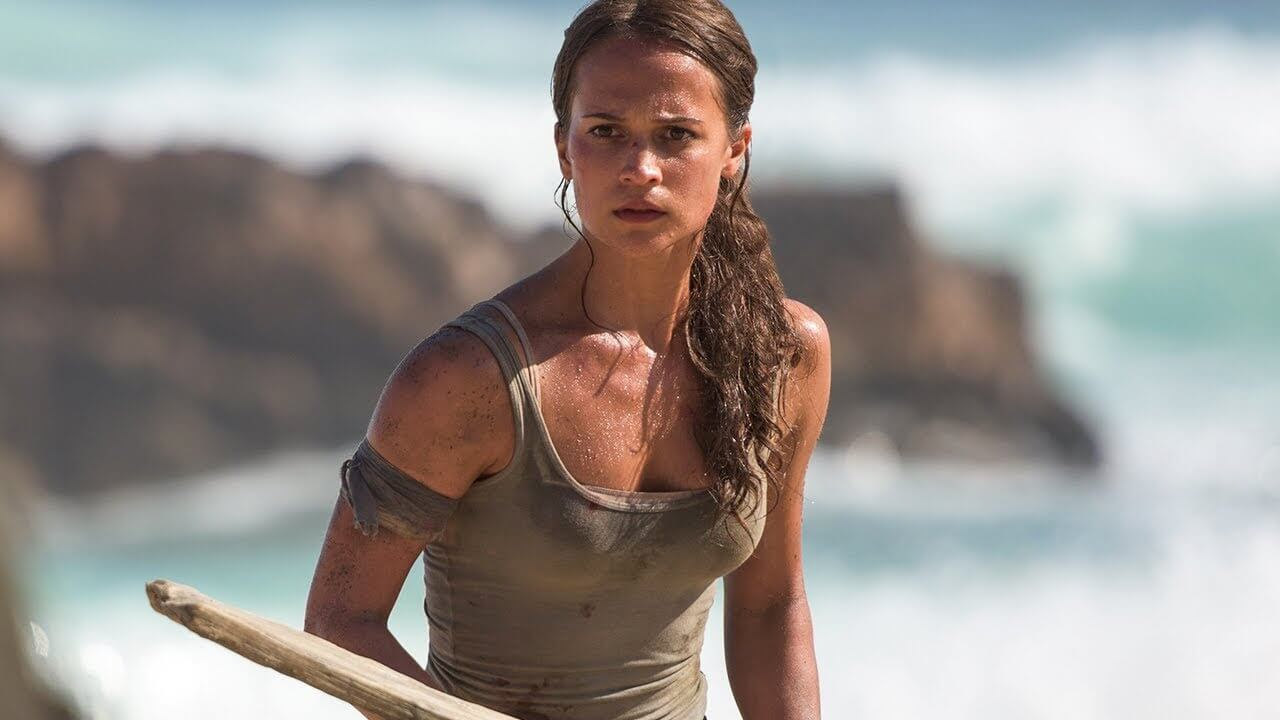 Tomb Raider Movie Shows Promise In Newest Trailer