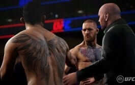 EA Sports UFC 3 Begins Releasing Fighter Attributes