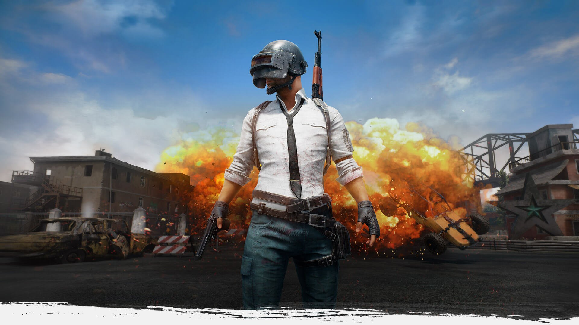 Player Unknown's Battlegrounds 1.0 Review