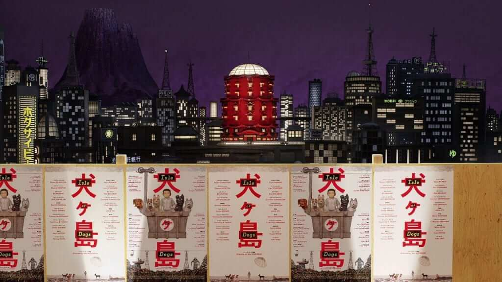SXSW Film Festival Reveals Wes Anderson's Isle of Dogs to Close Festival