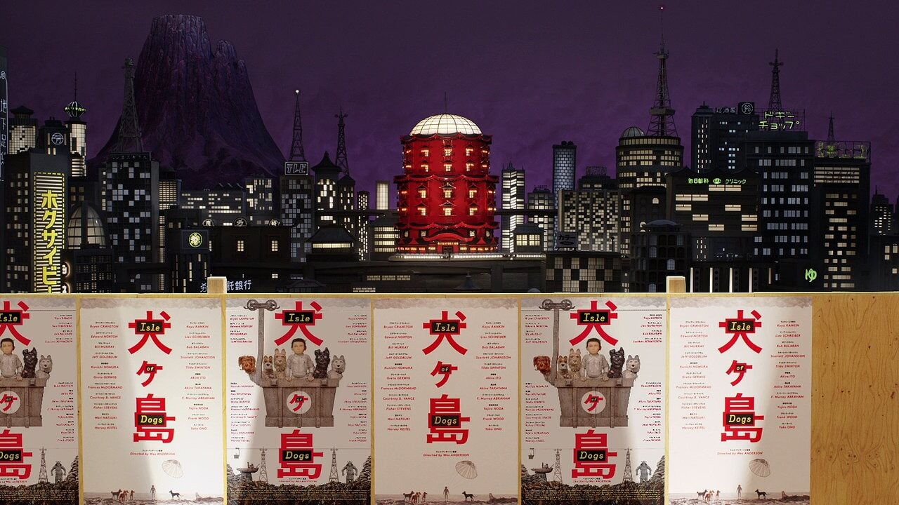 Watch the first clip from Wes Anderson's Isle of Dogs