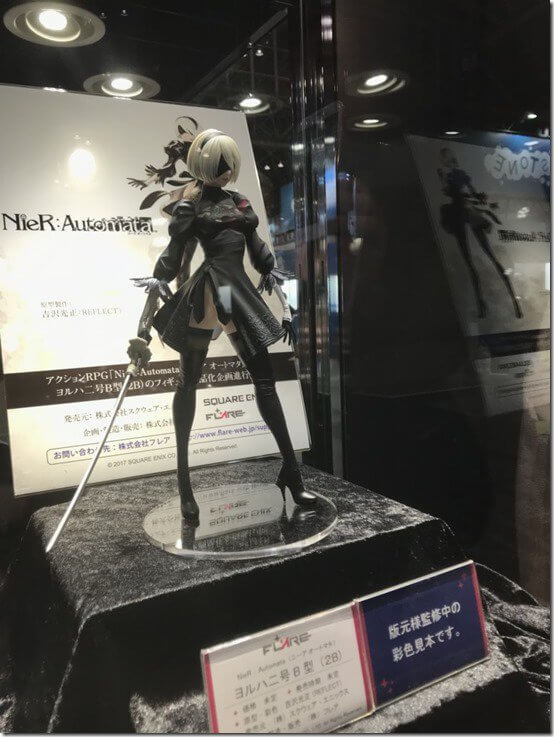 2b statue front