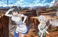 DanMachi Announces Second Season and Anime Film