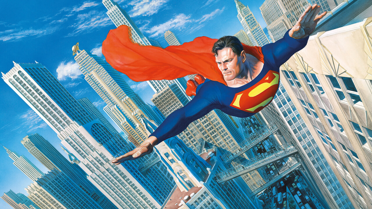DC Is Making a Live-Action Metropolis Series
