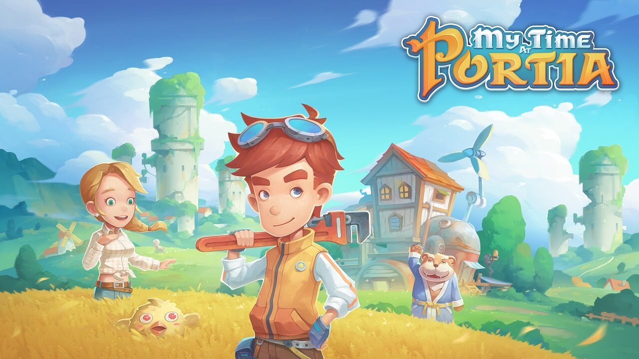 My Time At Portia Early Access Impressions