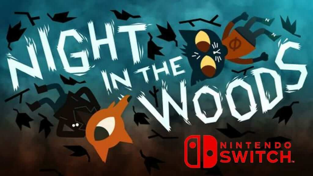 Night in the Woods Arrives on Nintendo Switch February 1