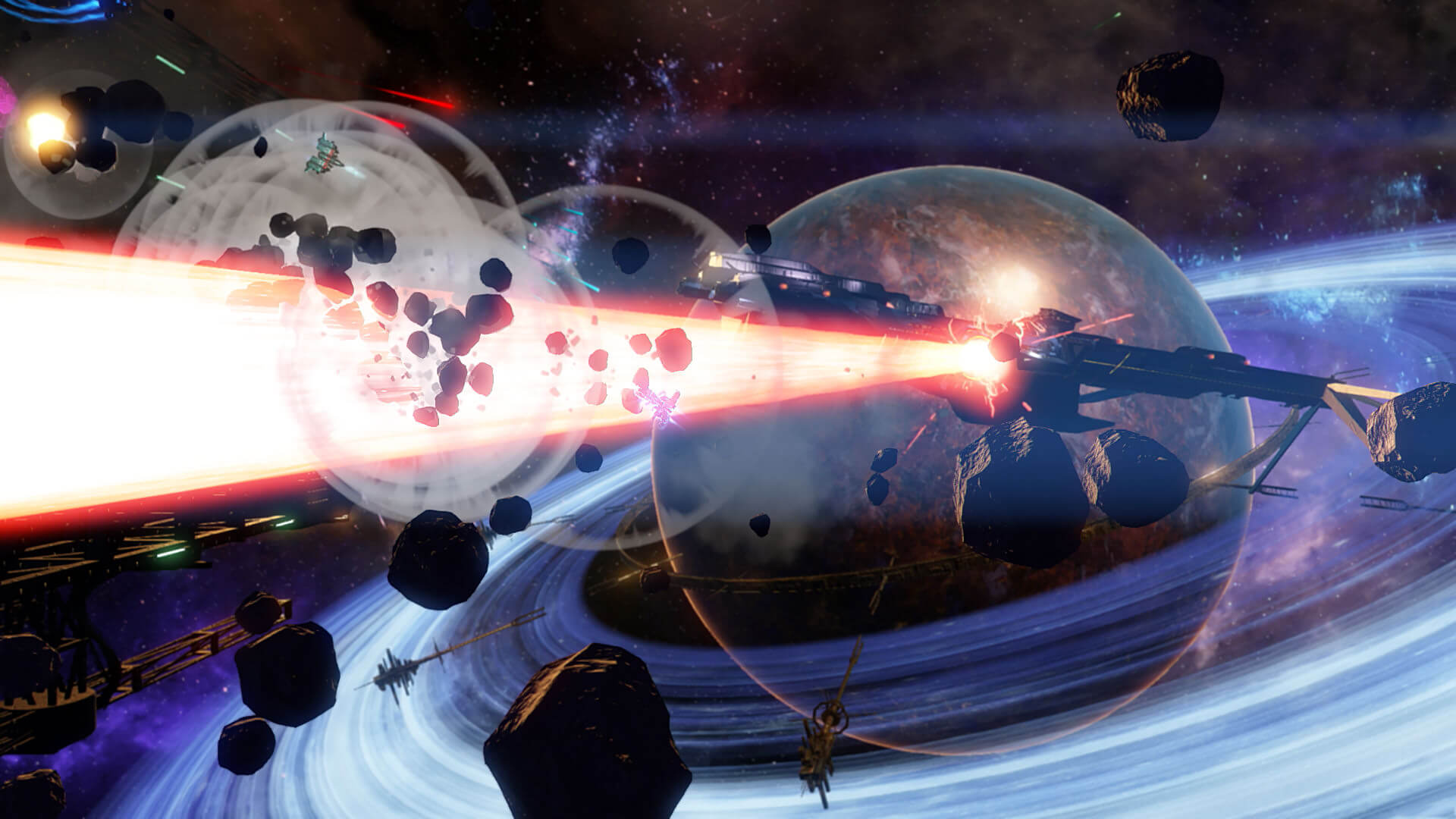 Space Shoot 'em Up, RiftStar Raiders Is Now Available
