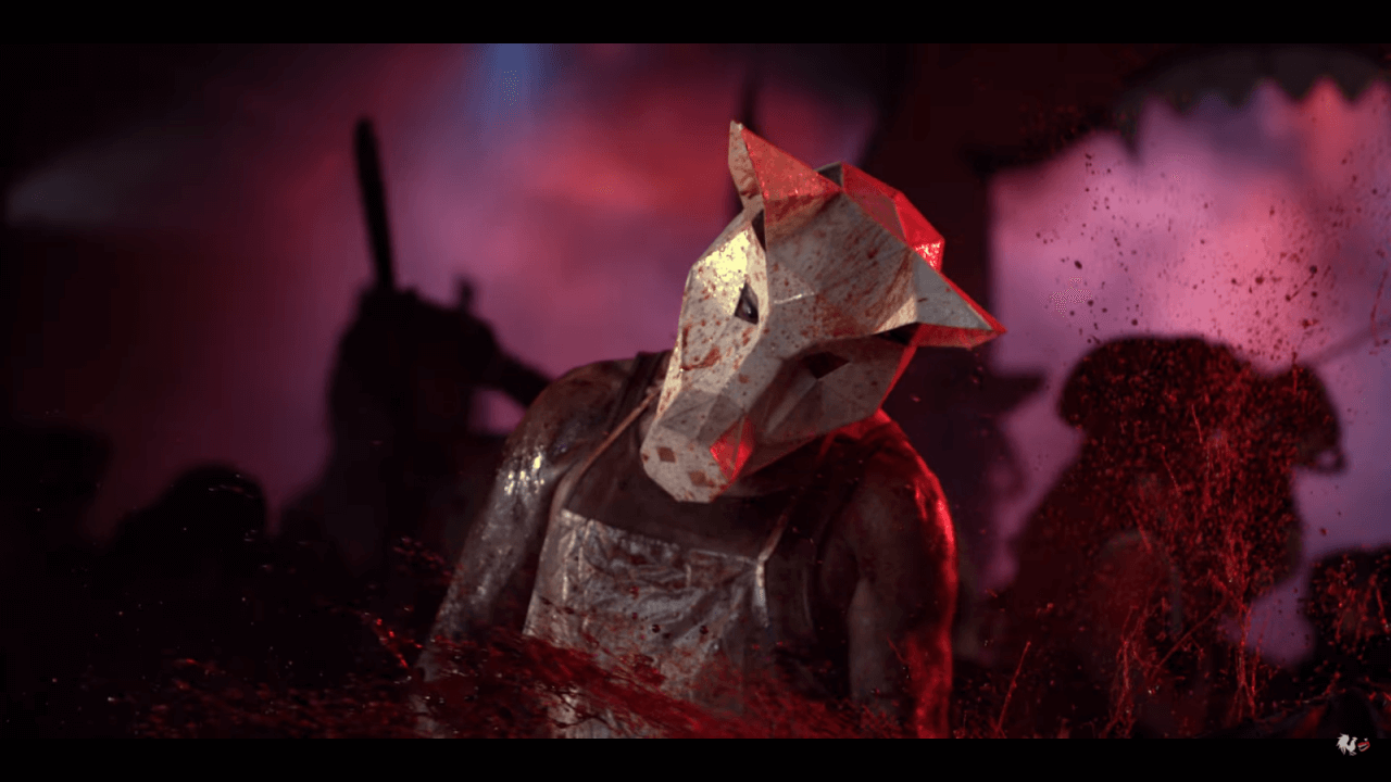 Rooster Teeth's Blood Fest Trailer Shows More Fright Than Delight