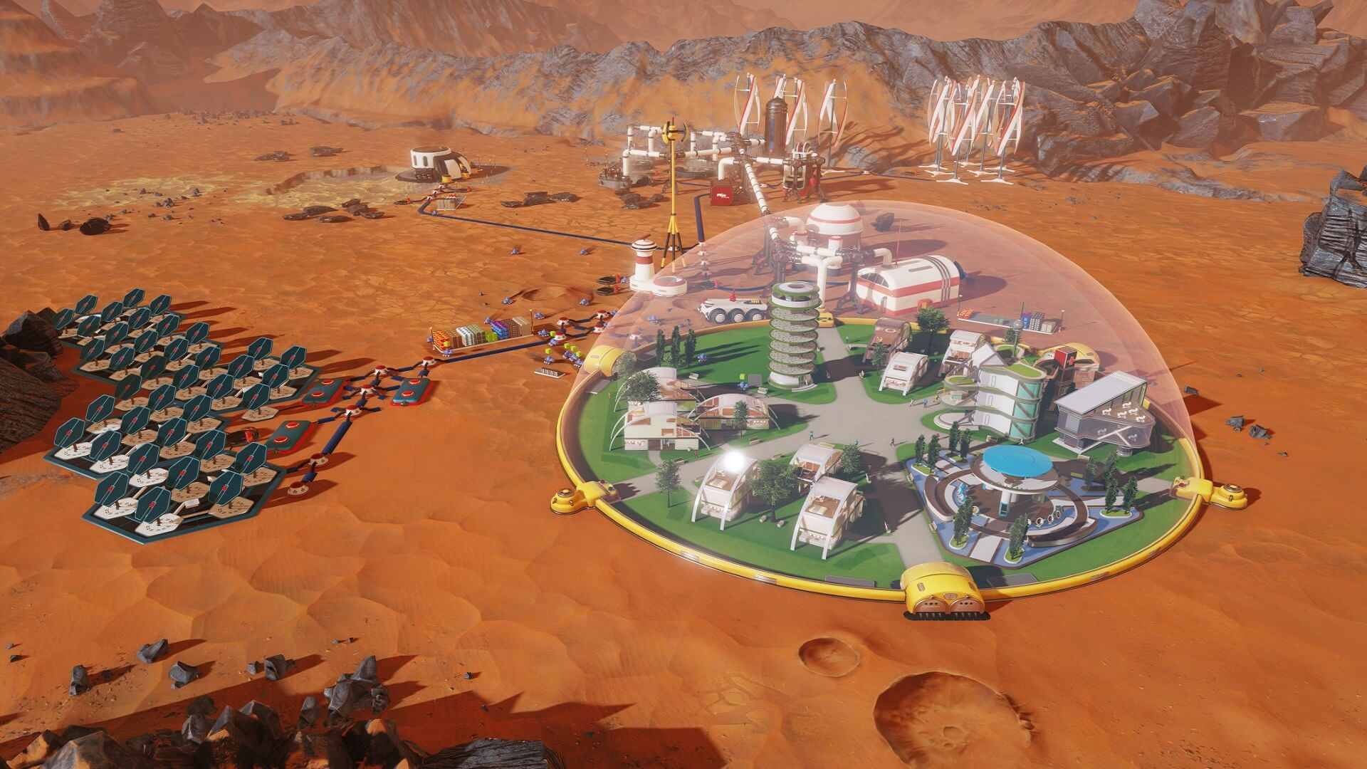Surviving Mars Set for Release Next Month