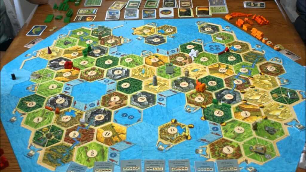 Mayfair Games Sells Remaining Products to Asmodee North America