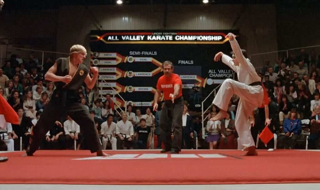 The Karate Kid Sequel Series, Cobra Kai, Gets First Teaser