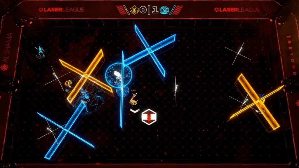 Laser League Early Access Impressions