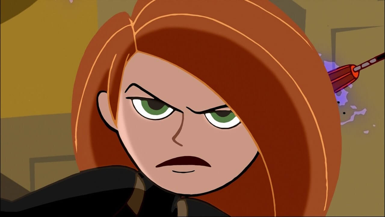 A Live-Action Kim Possible Film is in the Works